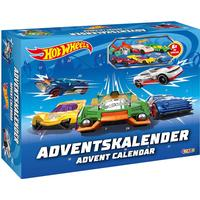 Craze Hot Wheels Advent Calender 2018