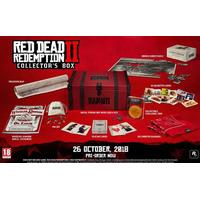 Red Dead Redemption II - Collector's Edition