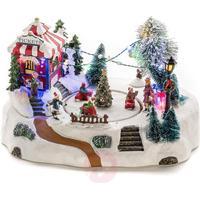 Konstsmide 3444-000EE Christmas Village