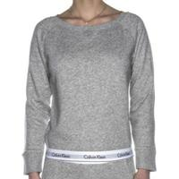 Calvin Klein Modern Cotton Top - Grey Heather
