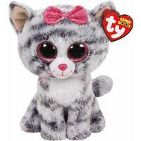 TY Beanie Boo Kiki Cat 15cm