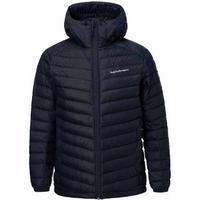 Peak Performance Pertex Frost Down Hooded Jacket - Artwork