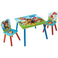 Hello Home Paw Patrol Table & Chairs