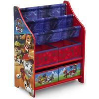 Delta Children Paw Patrol Book & Toy Organizer