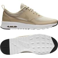 Mode Nike Air Max Thea Textile Lave Sko Dame Blå Udsalg