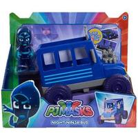 Flair Pyjamashjältarna Nattninjans Buss