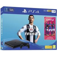 Sony PlayStation 4 Slim 1TB - FIFA 19