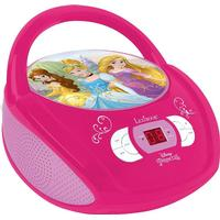 Lexibook Disney Princess Radio & CD Player