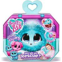 Worlds Apart Little Live Scruff a Luvs Plush Mystery Rescue Pet Blå
