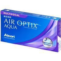 Alcon Air Optix Aqua Multifocal 3-pack