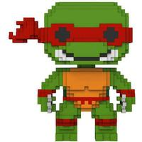 Funko Pop! 8-Bit Teenage Mutant Ninja Turtles Raphael