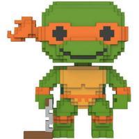 Funko Pop! 8-Bit Teenage Mutant Ninja Turtles Michelangelo