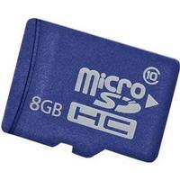 HP microSDHC Class 10 21/17MB/s 8GB