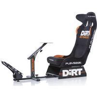Playseats Dirt - Black/Orange