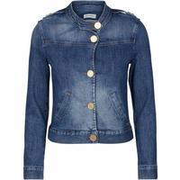 Mos Mosh Rae Denim Jacket - Blue Denim