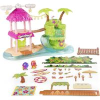 Spin Master Hatchimals Tropical Party Playset Season 4