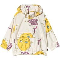 Mini Rodini Moon Jacket - Offwhite (1861010011)