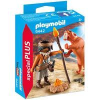 Playmobil Grottman med Sabeltandad Tiger 9442