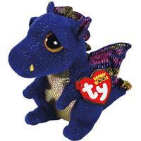 TY Beanie Boos Saffire Dragon 15cm