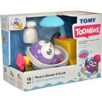 Tomy Peryn's Shower & Scrub