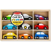 Melissa & Doug Cars Set 9pcs