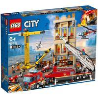 Lego City Midtbyens Brandvæsen 60216