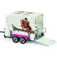 Schleich Pick up bil med Hästtransport 42346