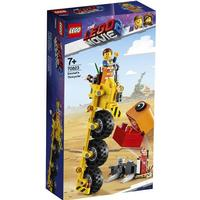 Lego Movie Emmets Thricycle 70823
