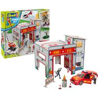 Revell Junior Kit Play Set Fire Station 00850