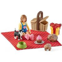 Schleich Farm World Fødselsdagspicnic 42426