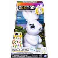 Spin Master Zoomer Hungry Bunny Chewy