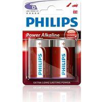 Philips LR20P2B Compatible 2-pack