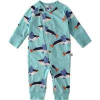 one piece overall barnkläder. Reima Babies Overall Sokeri - Mint  (516280-8701) 8f9d0bc98ceb6