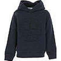 Stone Island Hooded Sweatshirts - Blue (474527)