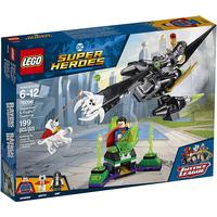 Lego Superheroes Superman & Krypto Team Up 76096