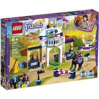Lego Friends Stephanies Hästhoppning 41367