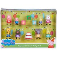 Character Peppa Pig - Friends Party Pack