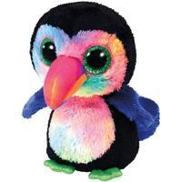 TY Beanie Boos Beaks Toucan Bird 23cm