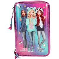 Top Model 3 Tier Pencil Case Friends 10148