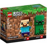 Lego Steve & Creeper 41612
