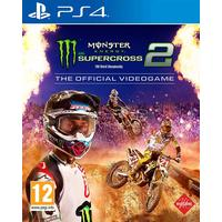 Monster Energy Supercross 2: The Official Video Game