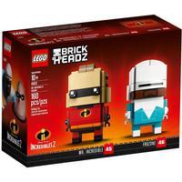Lego Brick Headz Mr. Incredible & Frozone 41613