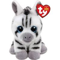 TY Beanie Classic Stripes Zebra 33cm
