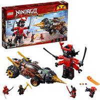 Lego Ninjago Coles Jordborr 70669