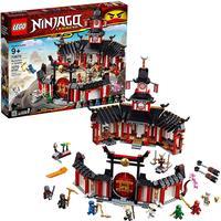 Lego Ninjago Spinjitzutempel 70670