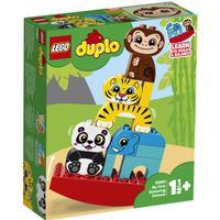 Lego Duplo Mine Første Vippedyr 10884