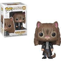 Funko Pop! Movies Vinyl Figure Harry: Potter Hermione as Cat