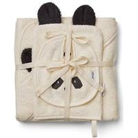 Liewood Adele terry Baby Package Panda Creme de la Creme