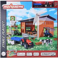 Majorette Creatix Farm Stable Playset