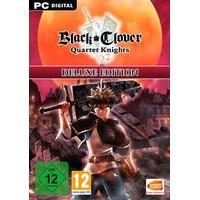 Black Clover: Quartet Knights - Deluxe Edition